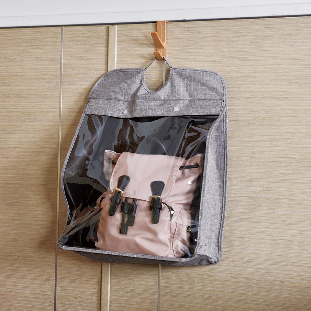 天馬|可掛式包包防塵收納袋-L-3入