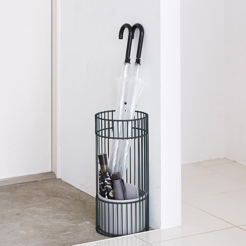 IDEACO|鳥籠金屬雨傘架