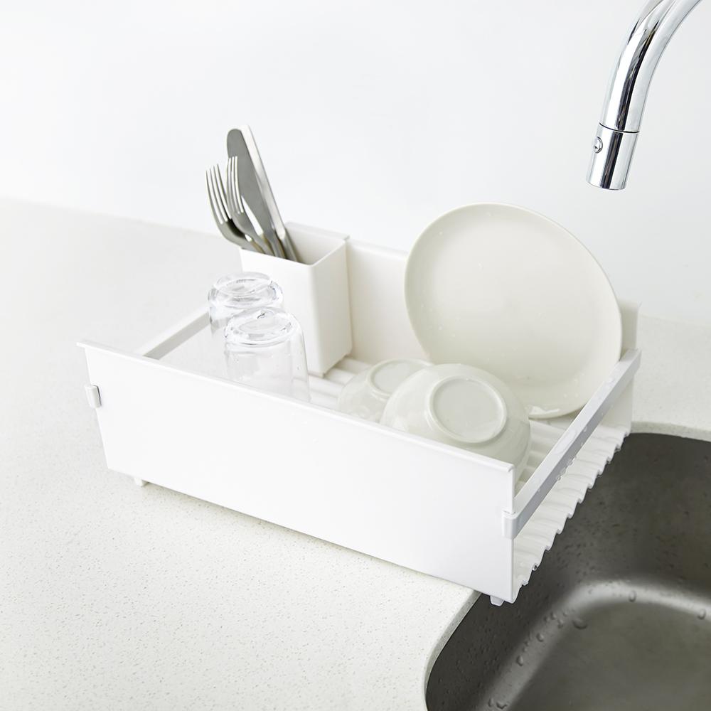 岩谷Iwatani|DRAINER廚房碗盤餐具瀝水架