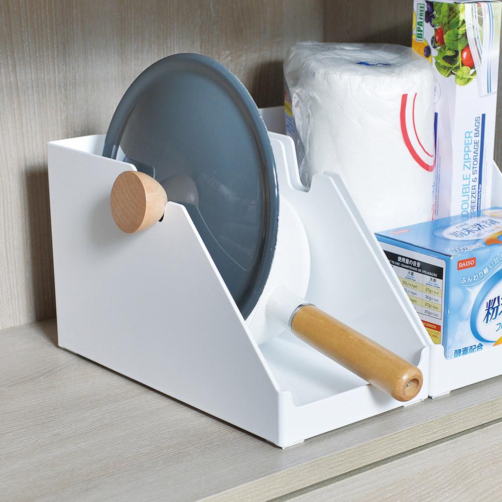 日本天馬|廚房系列斜取式櫥櫃抽屜用ABS收納籃-寬15CM-3入