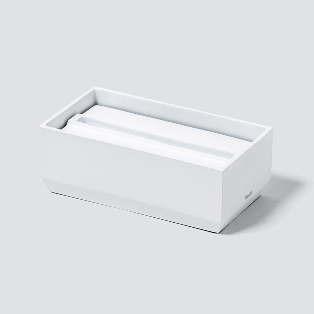 IDEACO|下降式沉蓋磨石面紙盒
