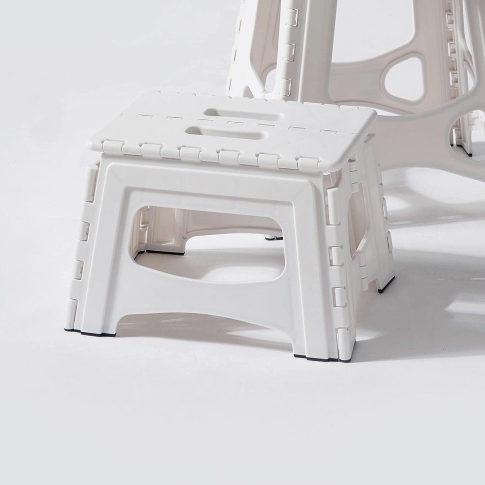 天馬 快收耐固便攜式防滑摺疊/摺合椅-高22CM-2色可選