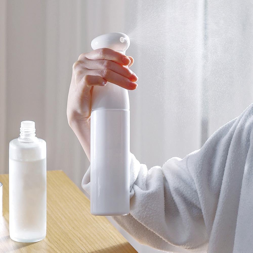 霜山|ABS氣壓式連續極細噴霧瓶-280ml-2色可選  (荷蘭瓶/分裝瓶/噴霧罐)