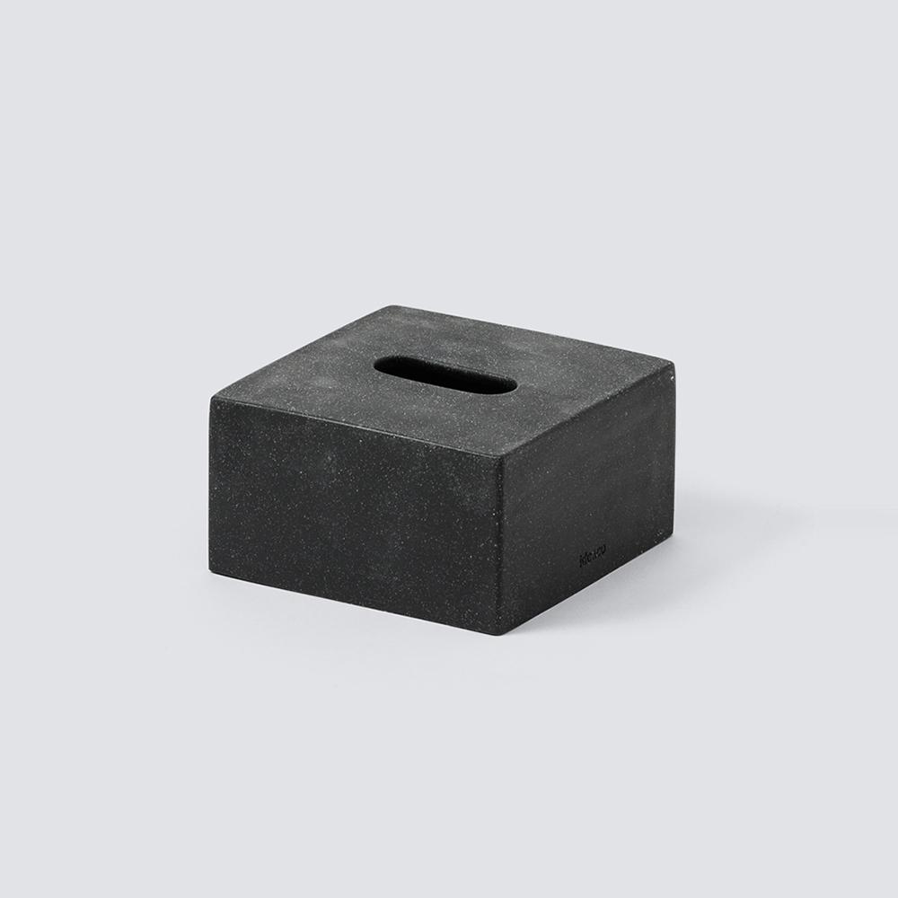 IDEACO|方形砂岩餐巾紙盒