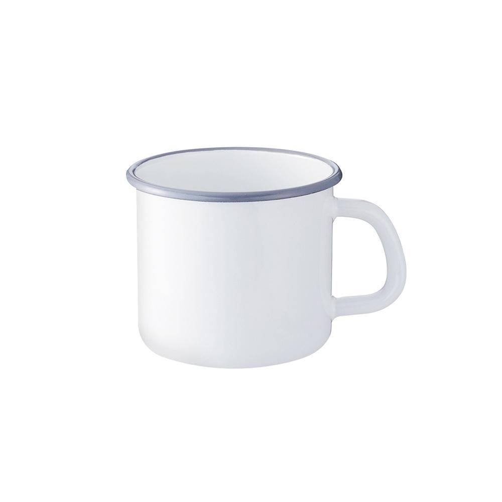 365methods|單柄琺瑯馬克杯-550ml