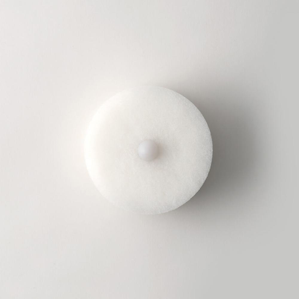 MARNA|日製POCO易起泡去汙三層海綿刷附吸盤