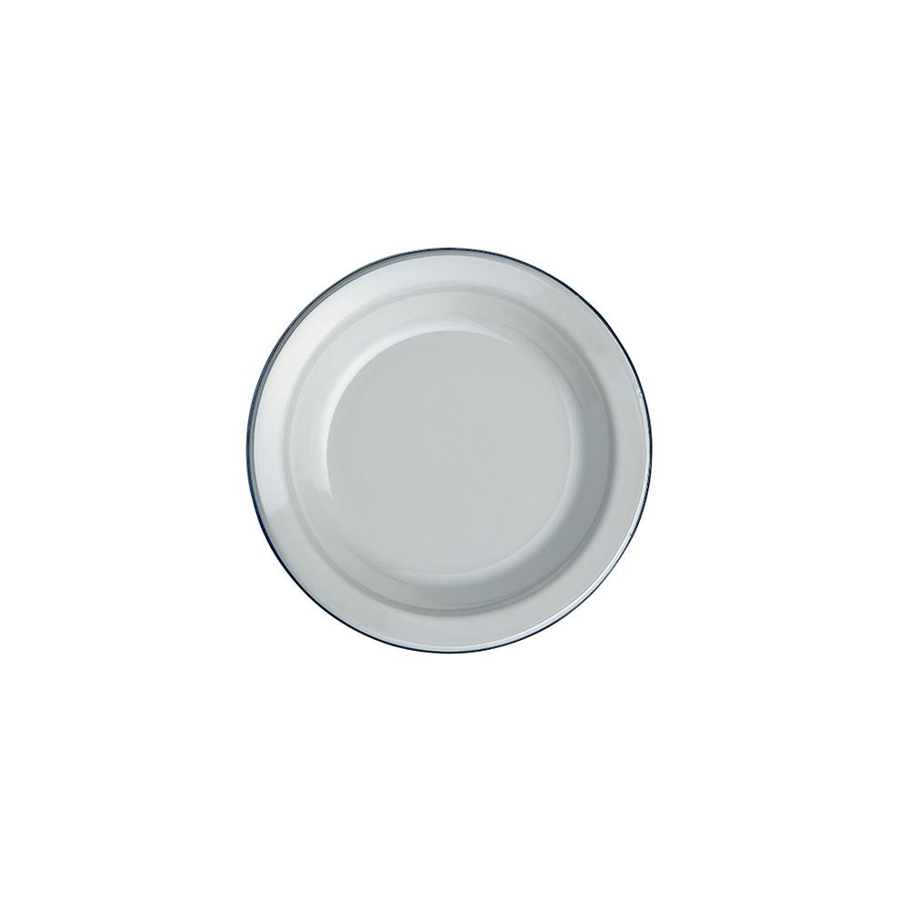 365methods|圓形琺瑯餐盤-18cm