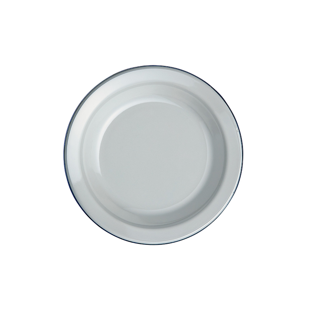 365methods|圓形琺瑯餐盤-23cm
