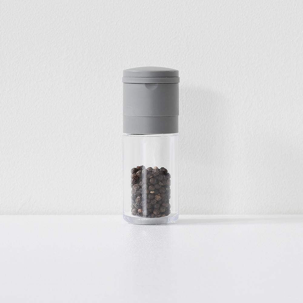 365methods|日製陶瓷磨芯胡椒粒調味研磨罐-55ml