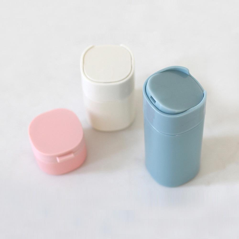 OKA|日製旅行快取式分裝瓶3件套組(15g+40ml+70ml)-3色可選