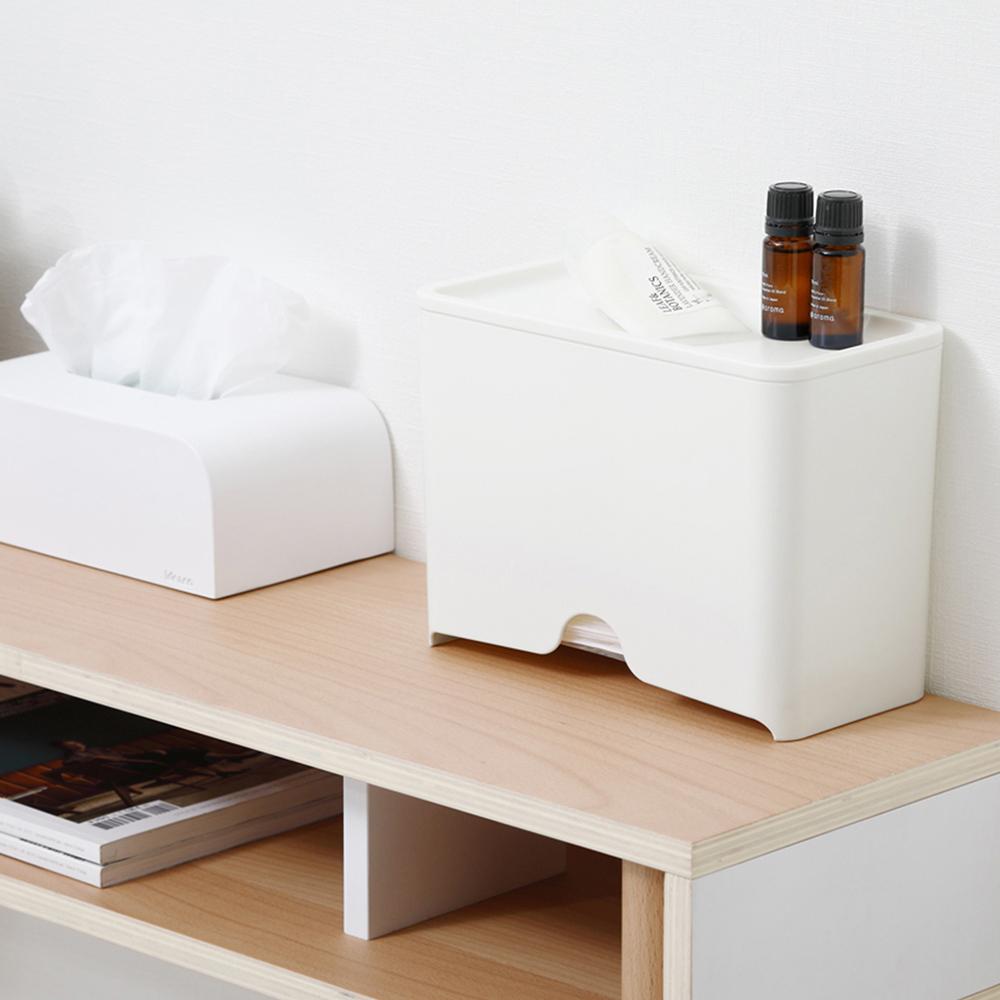 IDEACO|抗菌ABS口罩收納抽取盒