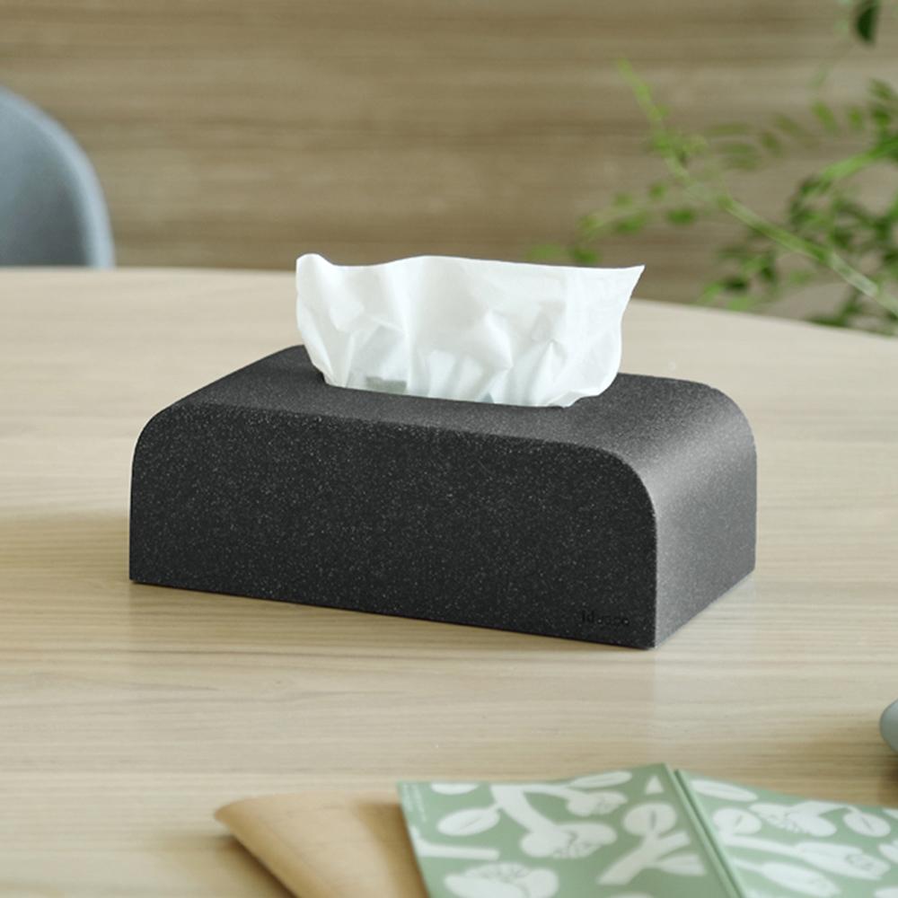 IDEACO|圓角磚砂岩面紙盒