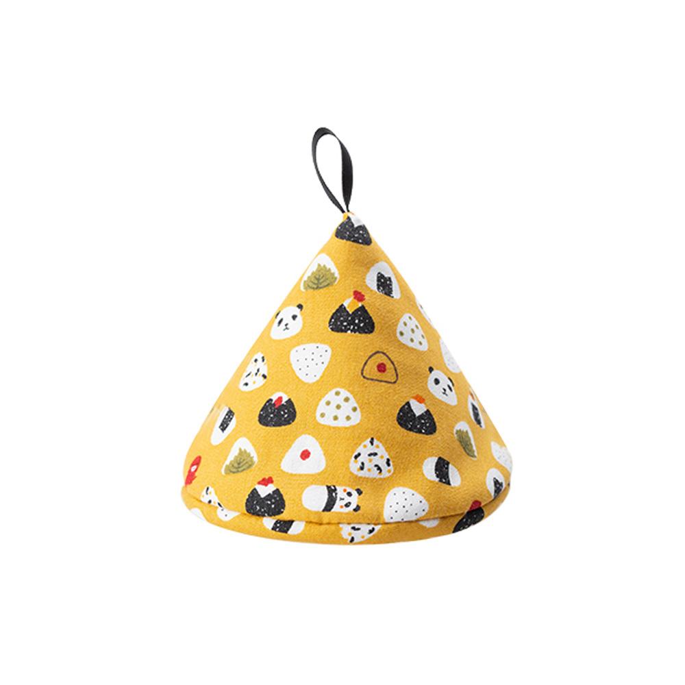 霜山|布藝隔熱防燙三角鍋帽-2入-2色可選