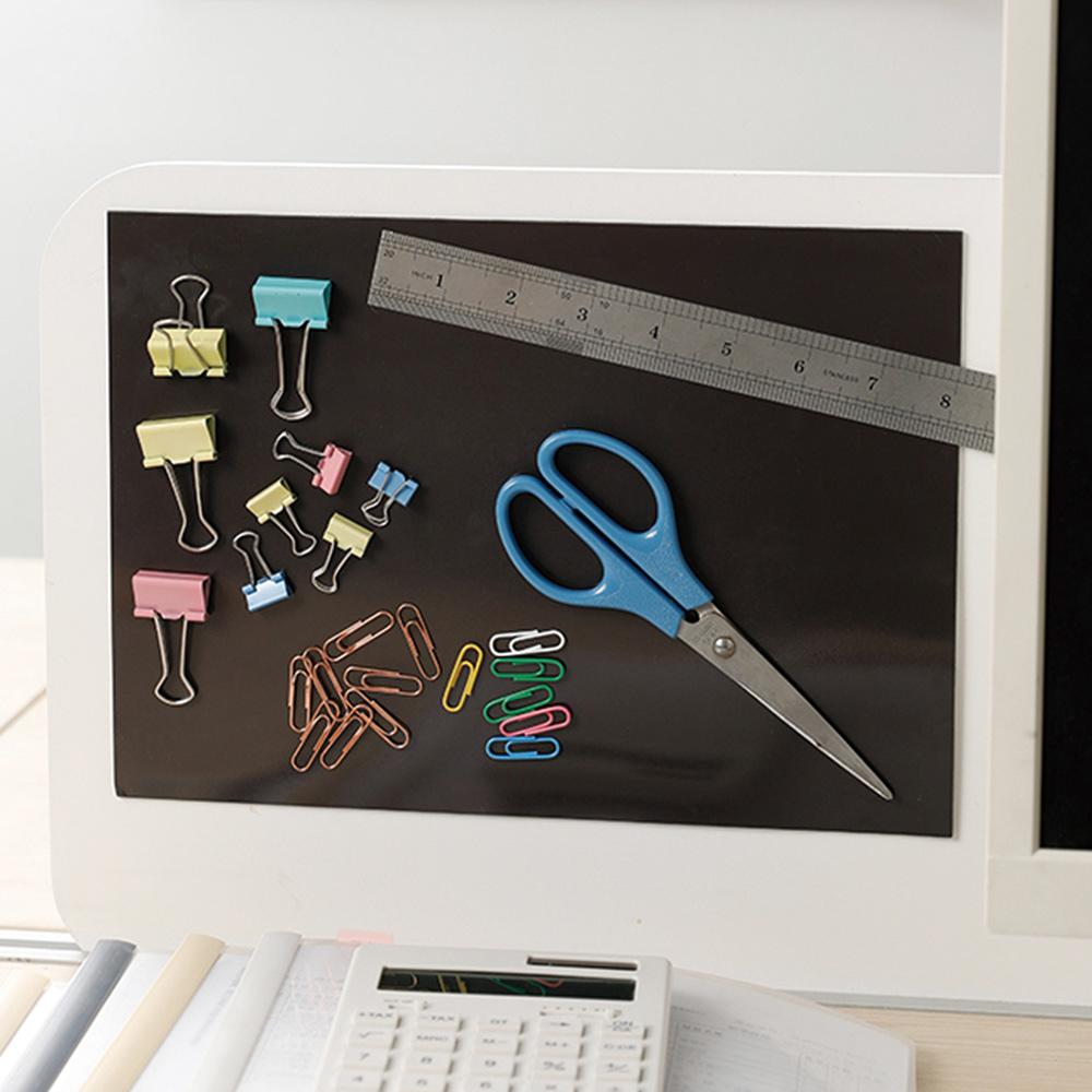 霜山|A4磁鐵磁力貼板(附背膠)-3入