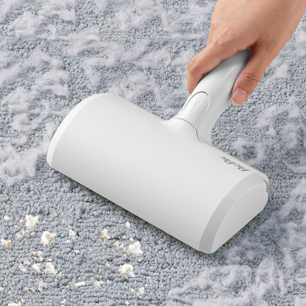 Nippon Seal|二合一強力除毛/碎屑滾輪清潔刷(附集塵盒)