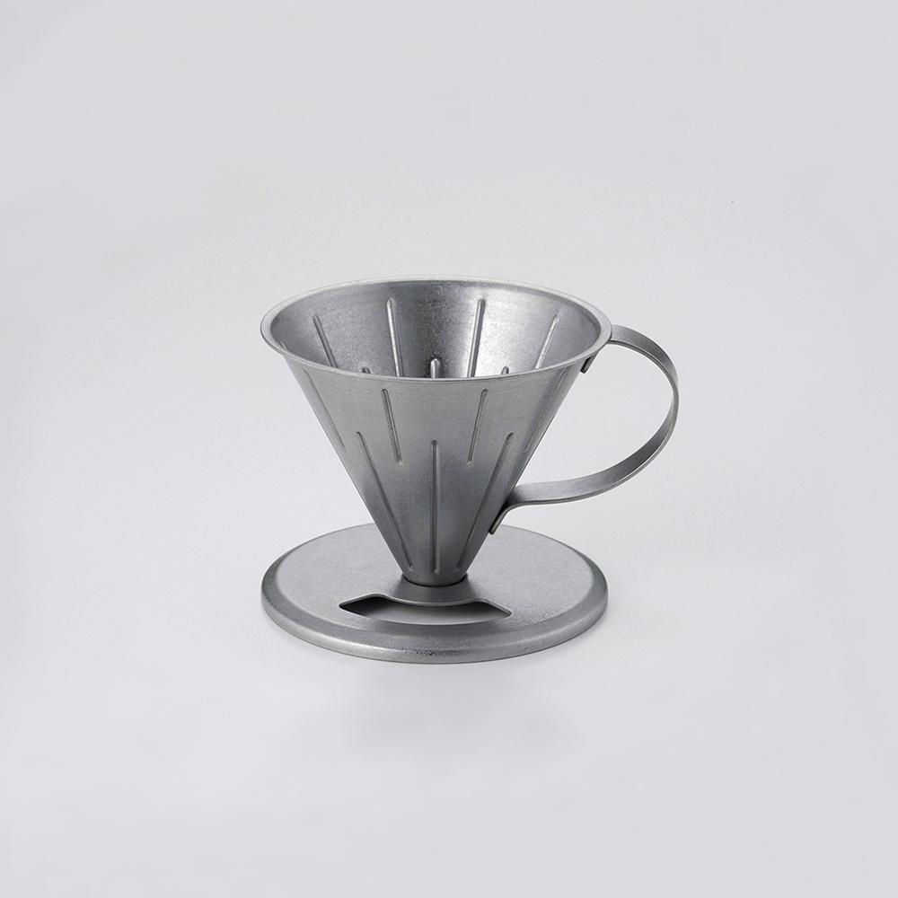 高桑élfin 不鏽鋼咖啡濾杯-2人份