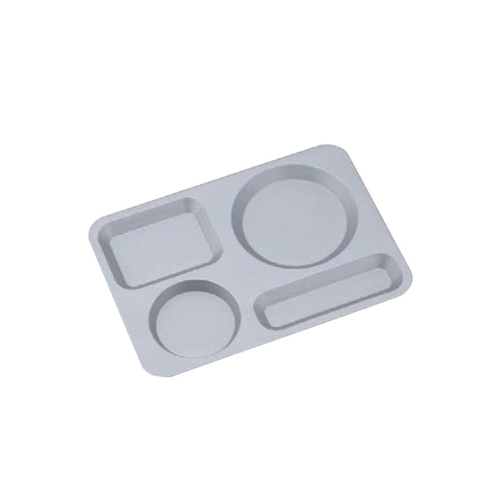 高桑elfin|不鏽鋼限定色個人餐盤-灰色