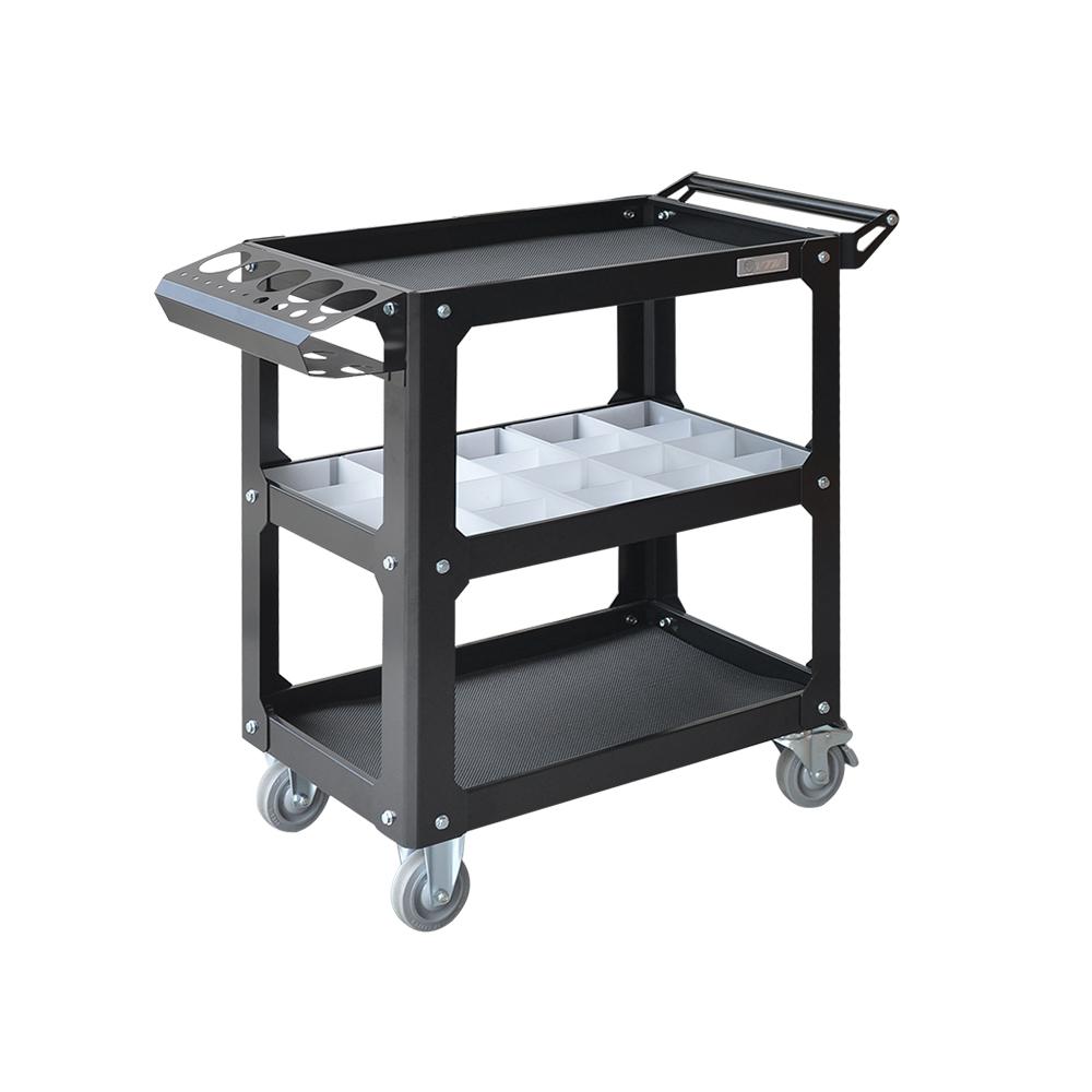 TITAN|TH-7043M 專業型移動工具車/作業車-DIY (附零件分類盒10入)