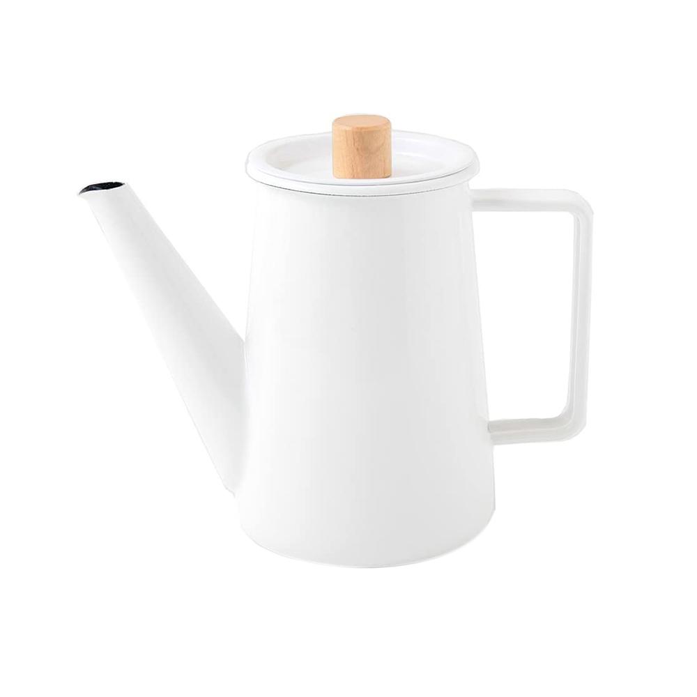 FORMLADY|小泉誠 kaico日製琺瑯咖啡壺-1.1L