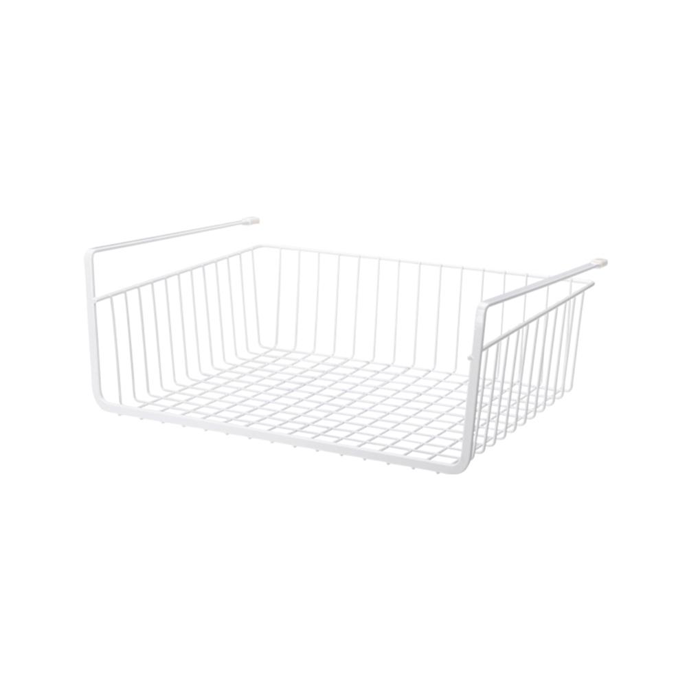 天馬|廚房系列懸掛式櫥櫃下/層板分隔收納籃