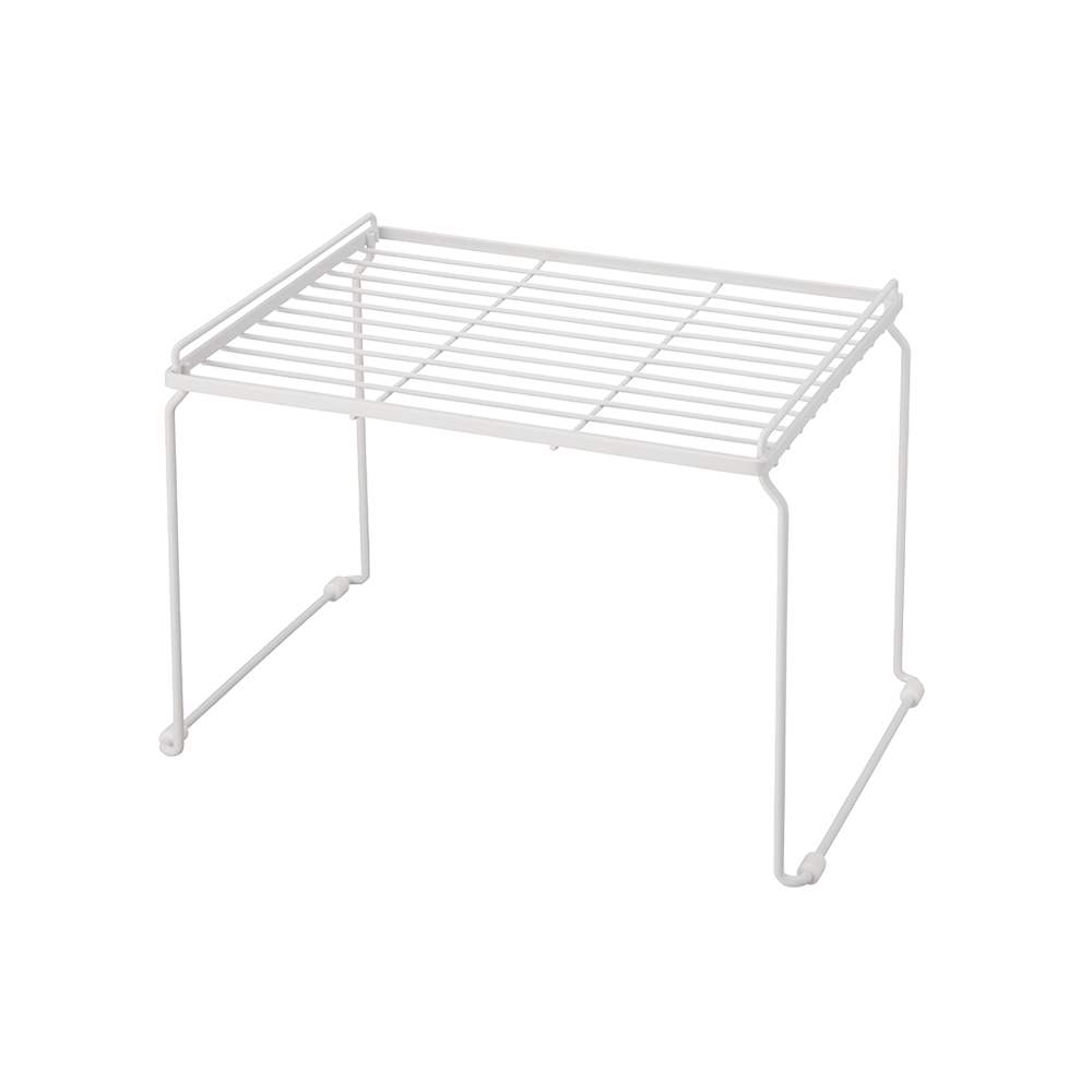 天馬|廚房系列桌上/水槽下兩用可層疊置物架-M
