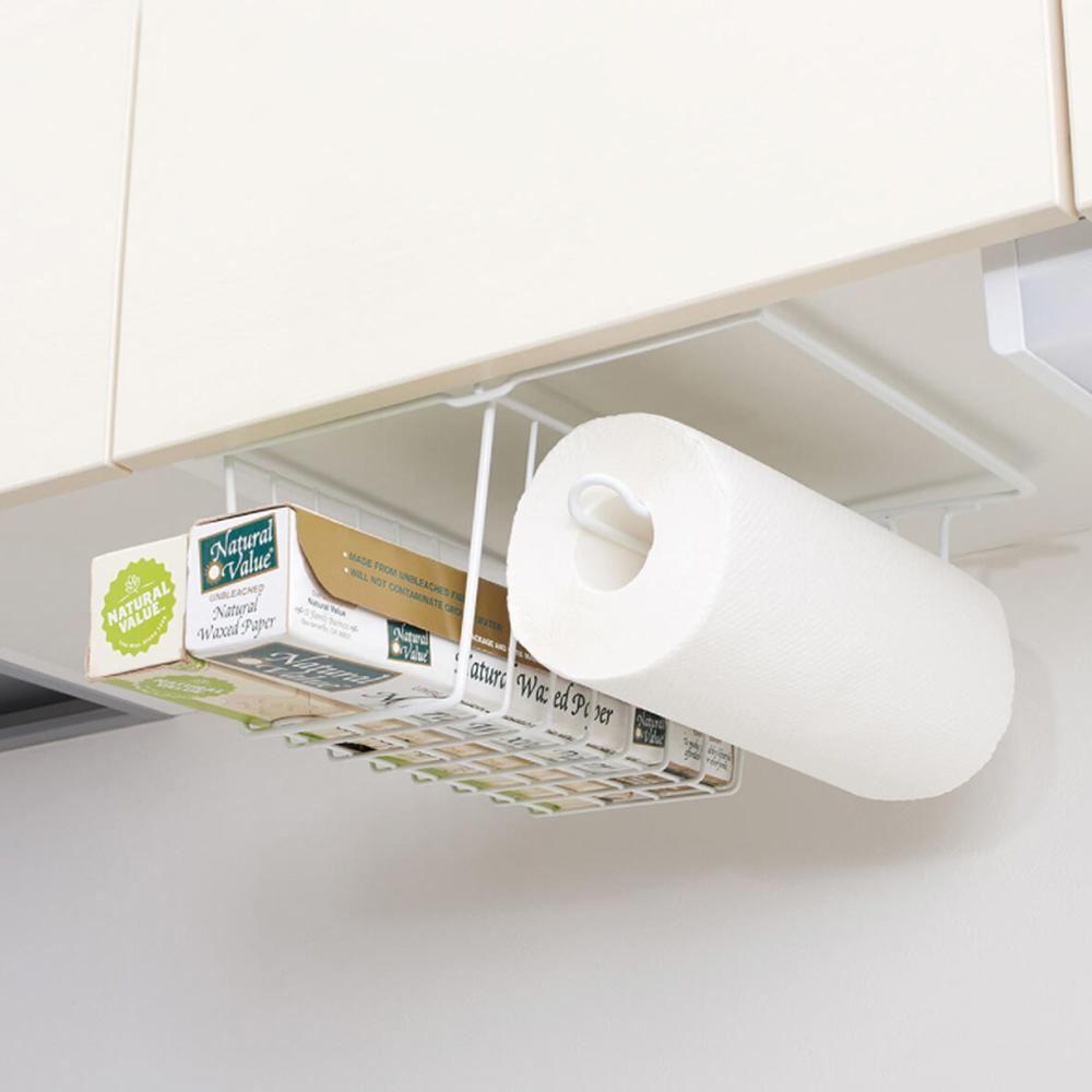 天馬|廚房系列櫥櫃下多功能懸掛收納架