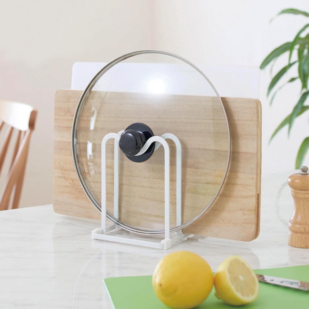 天馬|廚房系列三層砧板/鍋蓋收納架