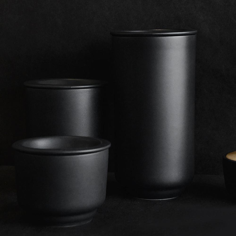Morsø|皇家黑爵士陶瓷密封儲物罐-1.2L