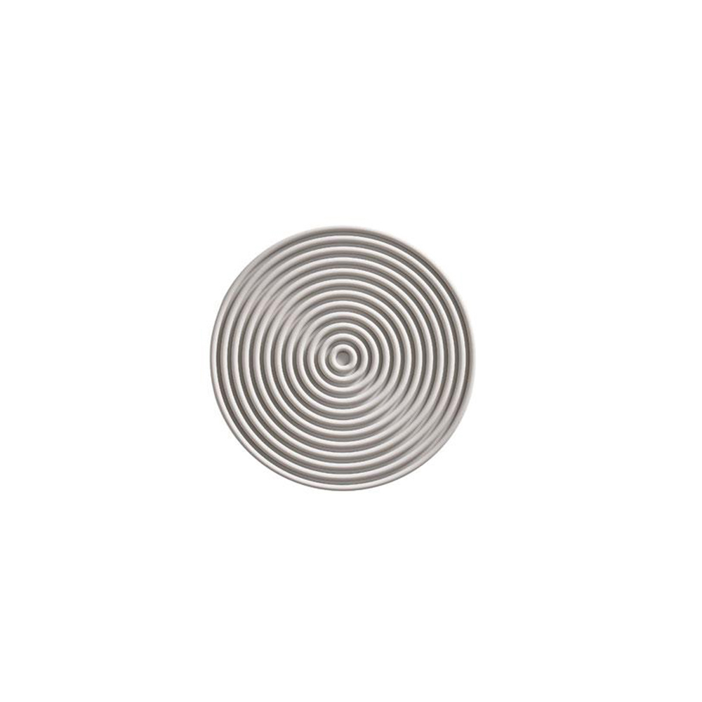 ZONE Rocks圓形圈紋矽膠杯墊(15cm)