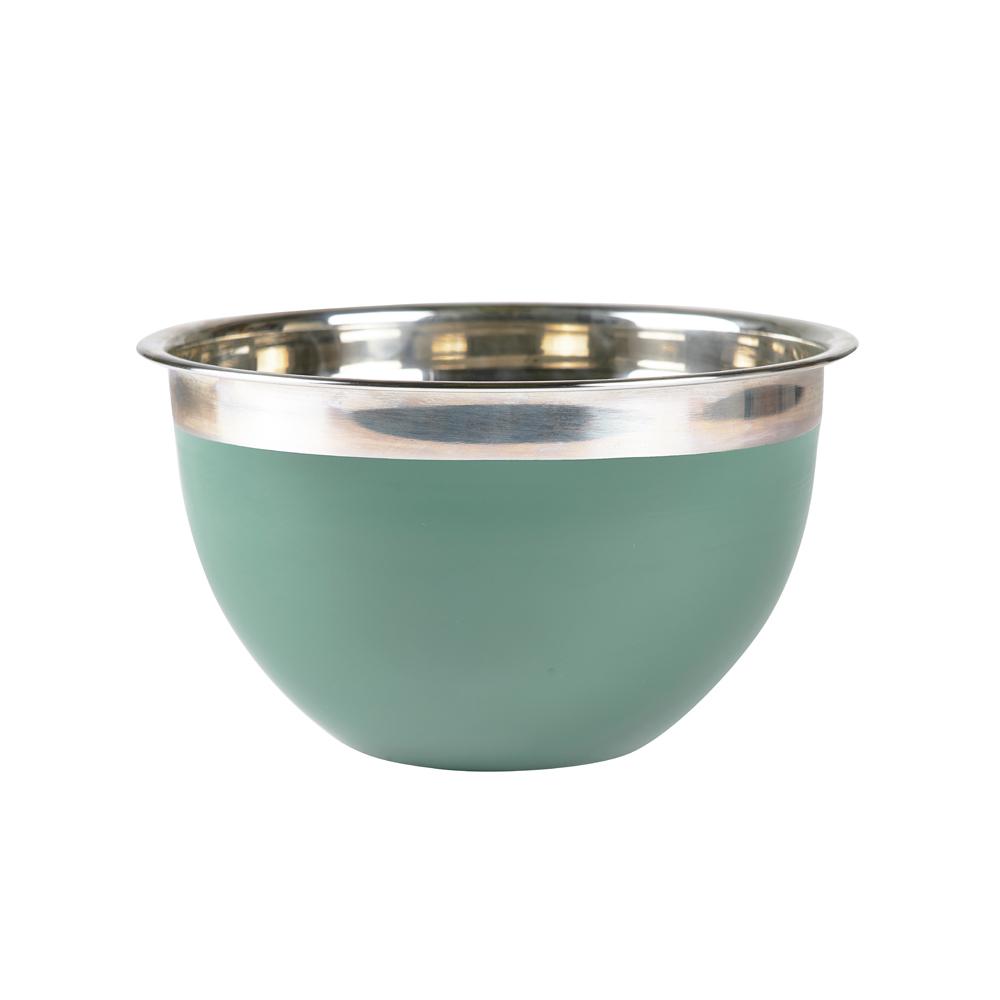 HOLM|深型不鏽鋼調理盆-3L-兩色可選