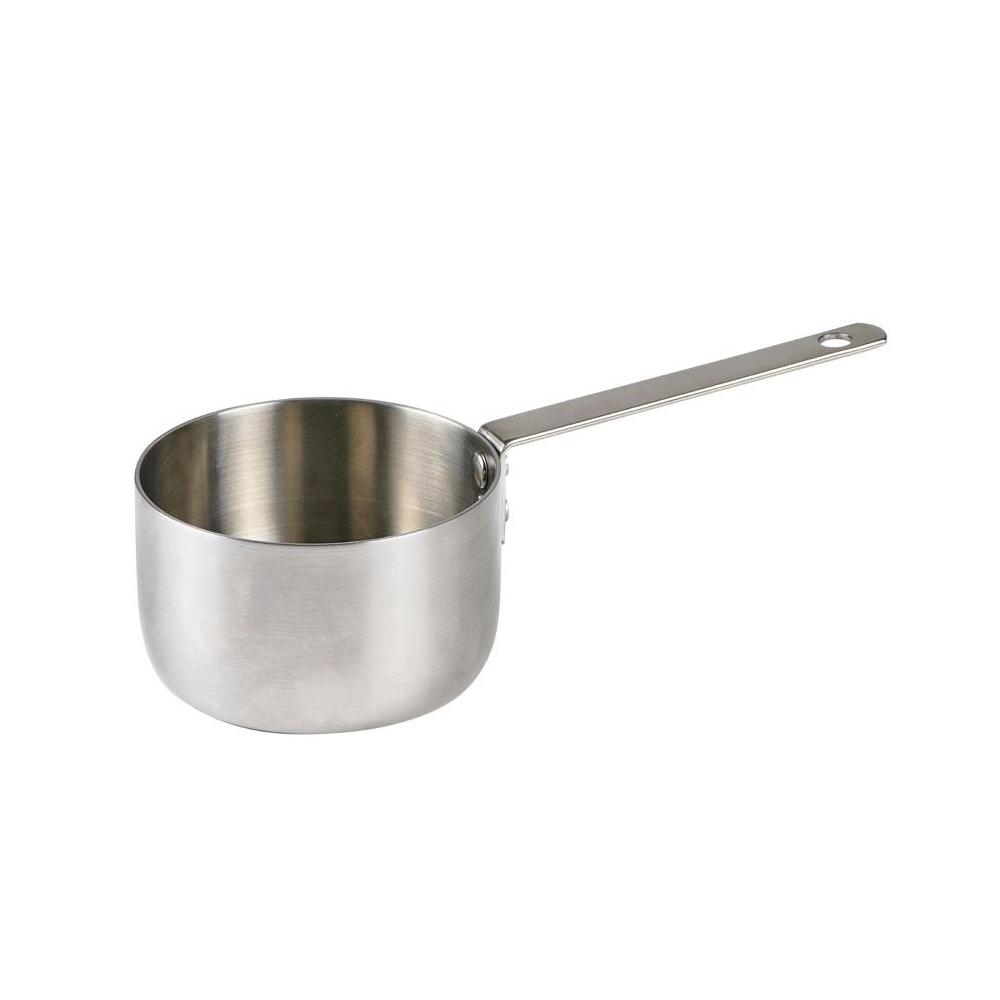 HOLM|單柄耐磨不鏽鋼調理醬汁鍋-10cm