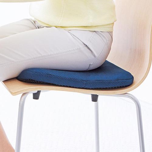 COGIT|釋壓加厚型雙層蜂巢式冷凝膠坐墊-附布套