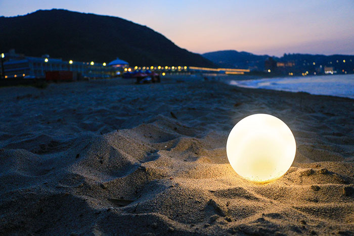 【預購】MOGICS|Coconut 折折燈 (暖暖燈)