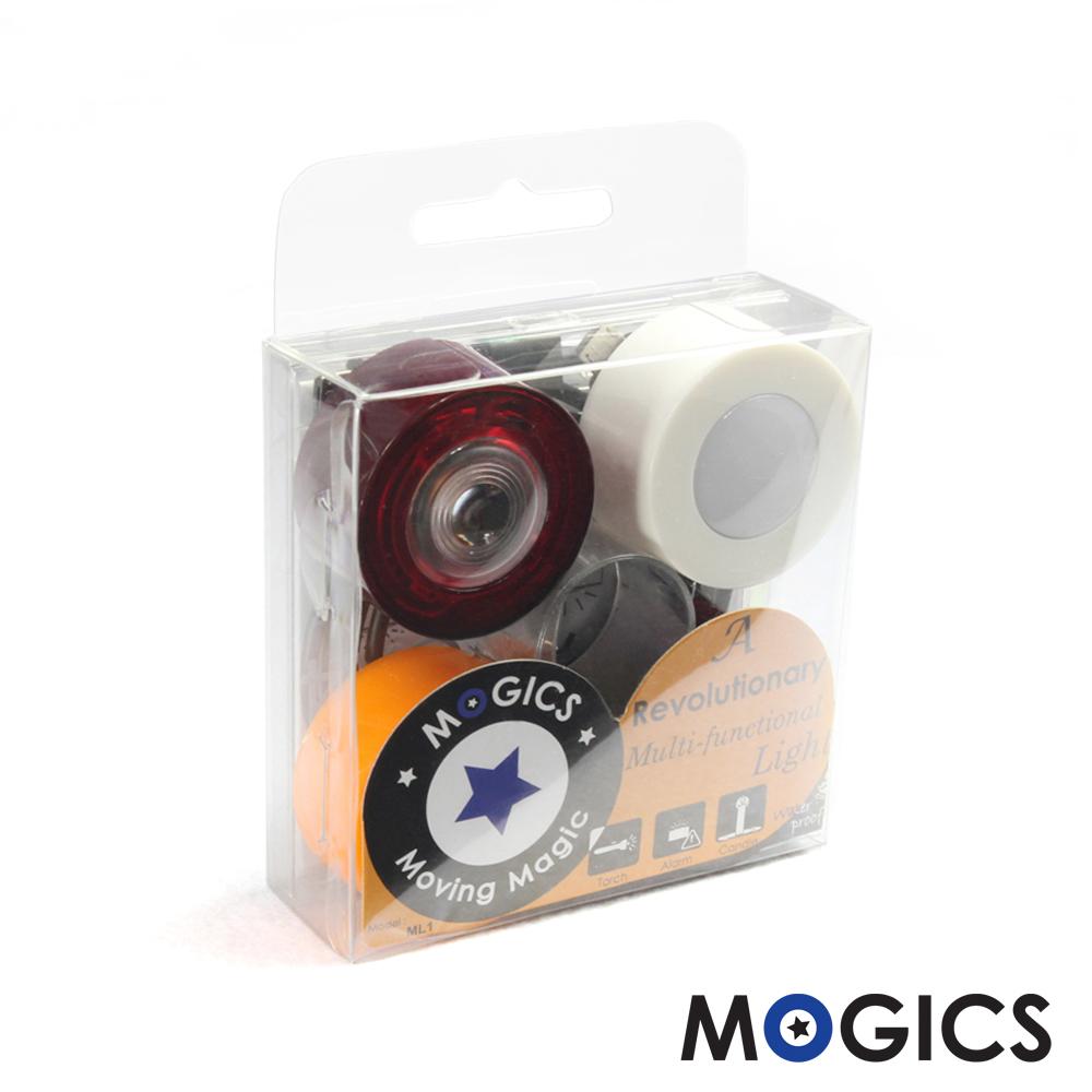 MOGICS │ 摩奇客燈 蠟燭終結者 (多彩綜合4入組)