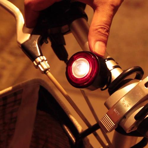 【預購】MOGICS摩奇客燈戶外型 登山自行車燈組