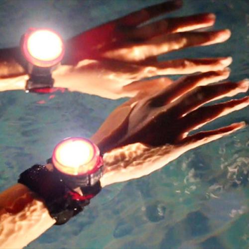 【獨家限量組】摩奇客燈戶外型綜合組 (運動腕帶雙燈組+單車登山露營組)