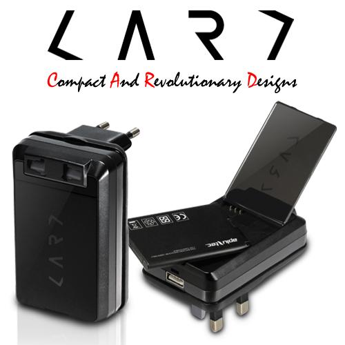 CARD CAP-B 多功能萬國旅行插座(黑)