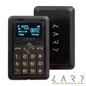 CARD|新加坡 CARD Phone CM1-Globe 3G 名片型手機 (尊爵黑)