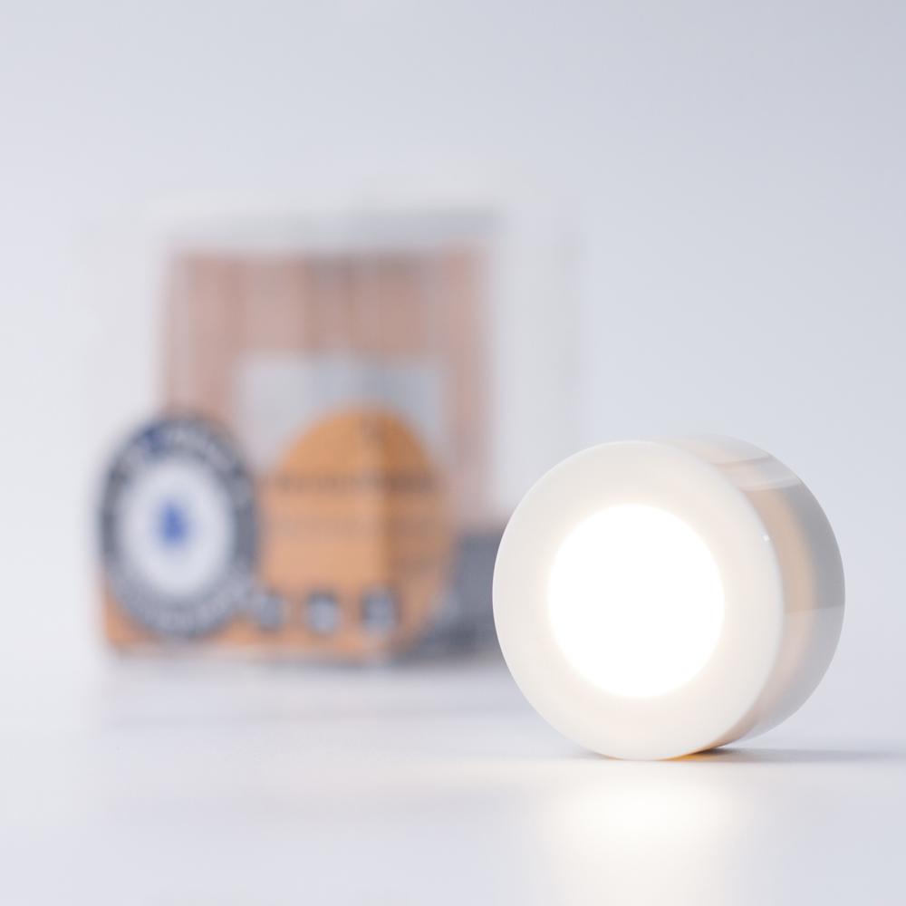 MOGICS │ 摩奇客燈 蠟燭終結者 (鋼琴白一入)