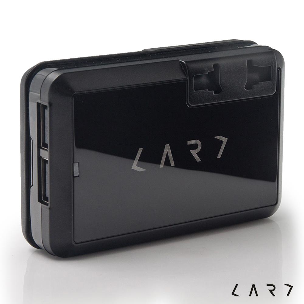 CARD|CA2 USB 全球旅行充電萬國轉換插座 (黑色)