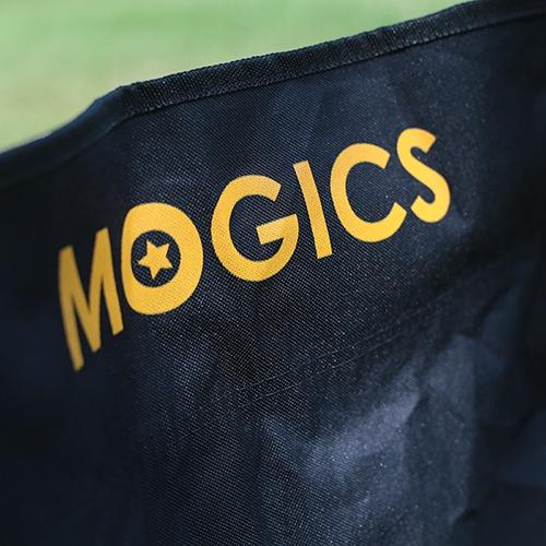 MOGICS|高級扶手折疊椅(2入)