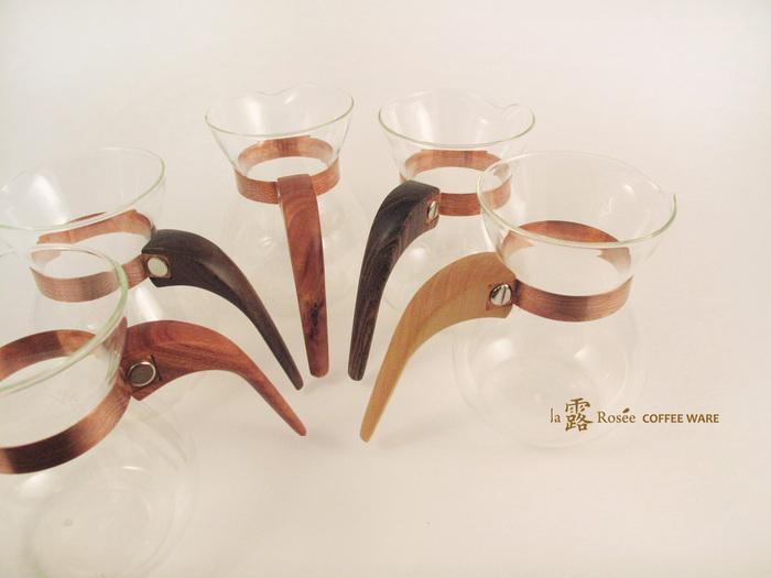 (複製)WM木合金|露・La Rosée木質手感咖啡壺組-簡約款-1壺(紅檀香)