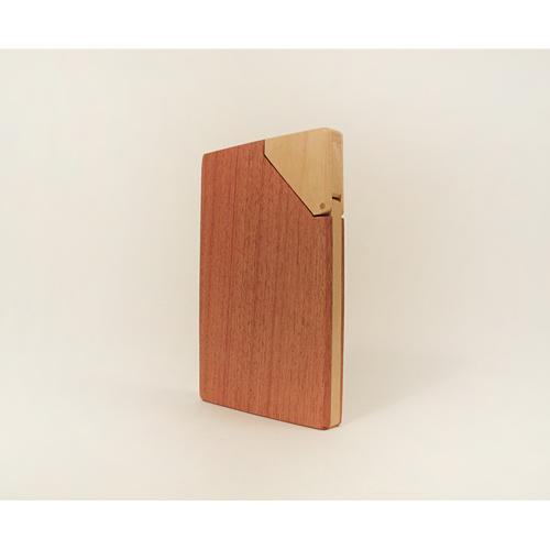 木合金設計WMDesign/手工木製名片盒/翅雌豆木