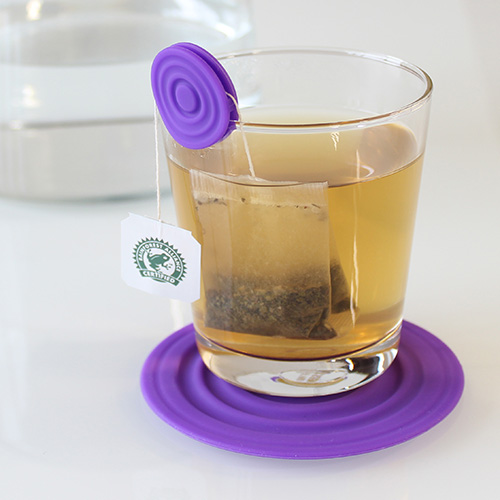 LANTO|Ripple Coaster 漣漪杯墊組(紫)