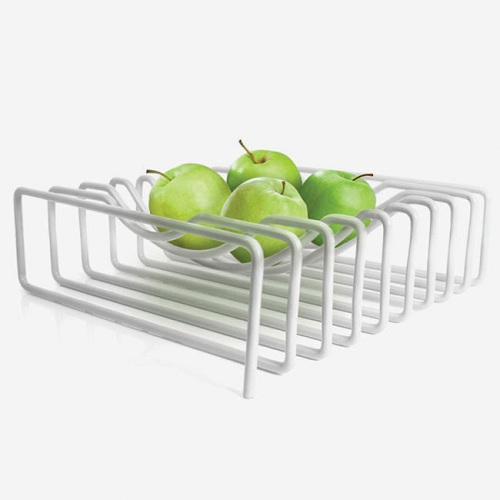 BLOCK Wire Fruit Bowl 線果籃 (白)