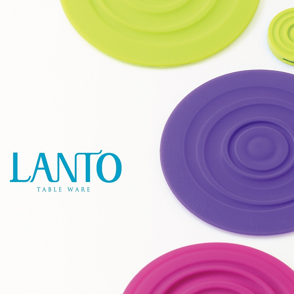 LANTO| Ripple Coaster 漣漪杯墊