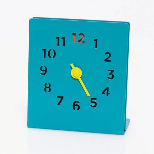 BLOCK|Desk Clock 桌鐘 (藍色)