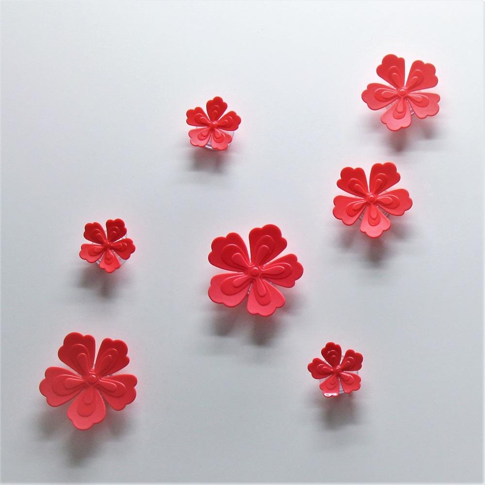 LANTO 牡丹壁飾花朵組 The Peony Garden Flowers Wall Deco Flower