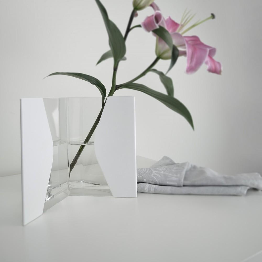 LANTO|INFINITY VASE 藍傢花器2入組 (白色)