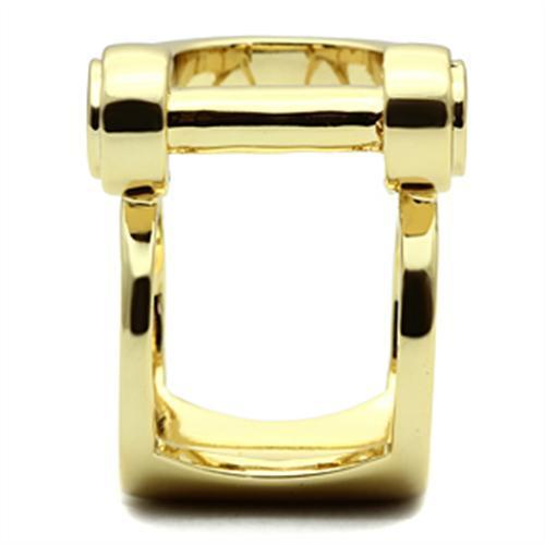 Miaarte|個性極簡鍍金造型戒指